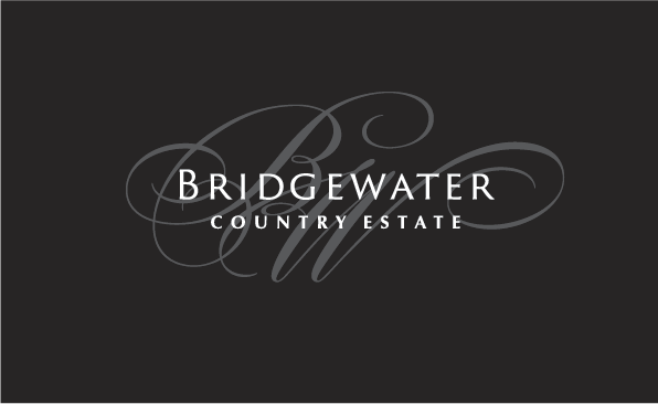 Bridgewater Country Estate dark logo
